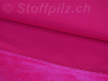 Wellness Sweat - Alpenfleece pink
