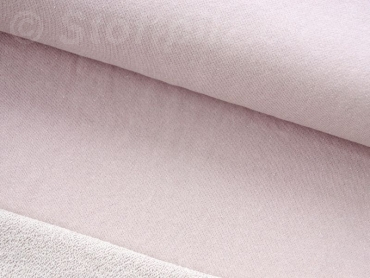 Baumwoll-Strickjersey Lurex rose