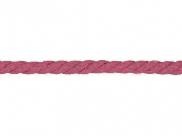 Rundkordel 8 mm dusty pink