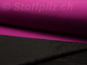 Wellness Sweat - Alpenfleece fuchsia