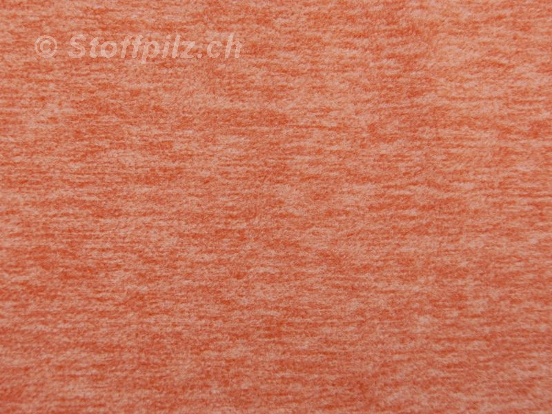Sport Fleece Tino orange - meliert